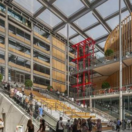 BRENT CIVIC CENTRE BY HOPKINS ARCHITECTS | Morley von Sternberg